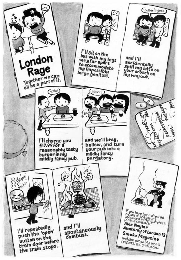 London Rage
