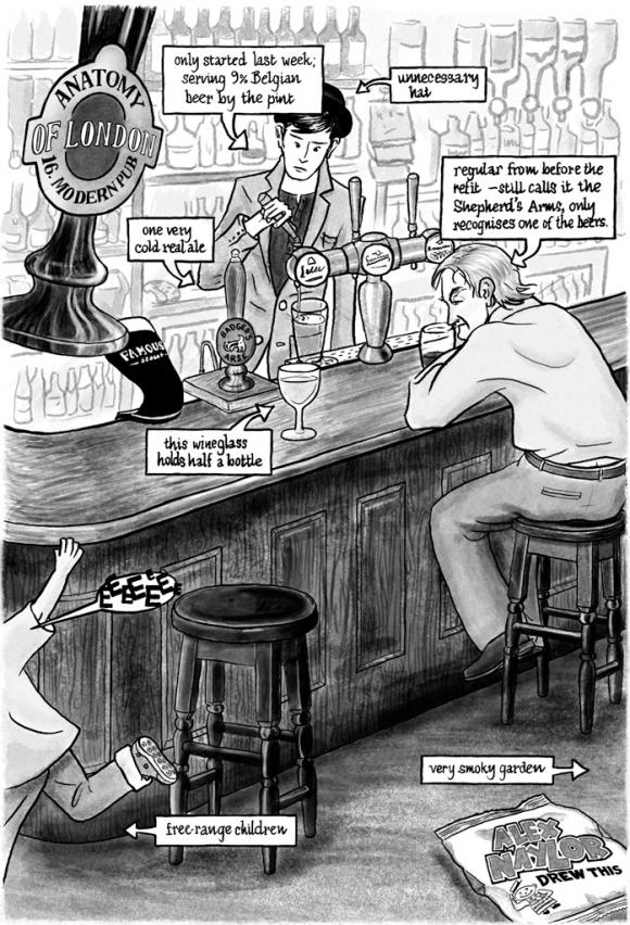 Modern Pub