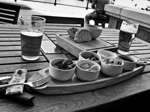 Platter, the Riverside, Vauxhall