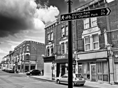 Clarence Road, Hackney, City News - click to enlarge