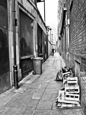 Bourchier Street, Soho