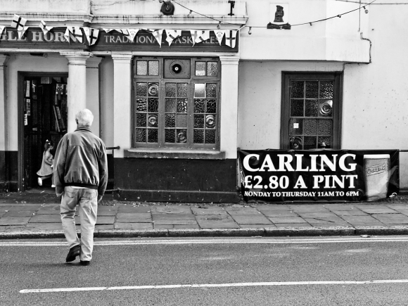 The Bugle Horn, Charlton  - click to enlarge