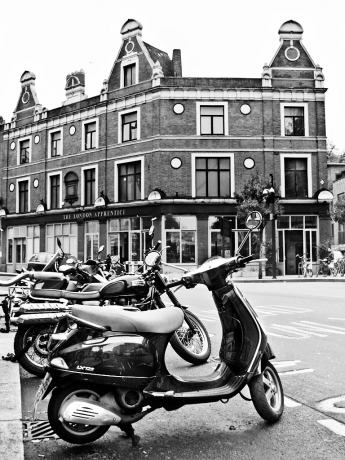 The London Apprentice, Old Street - click to enlarge