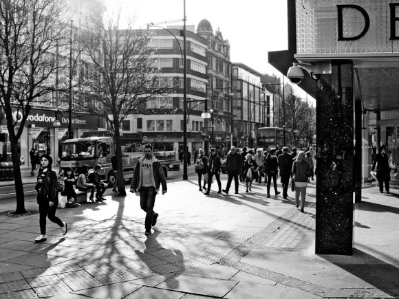 Oxford Street - click to enlarge