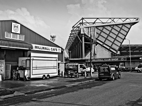 The New Den from Zampa Road - click to enlarge