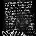 Graffiti, Churchyard Row, SE11 - click to enlarge