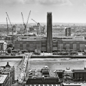 Tate Modern from St Paul\'s - click to enlarge