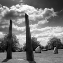 Stone circle, Hilly Fields, Lewisham