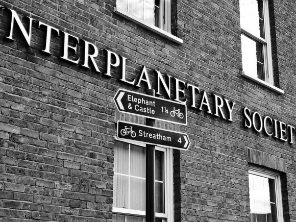 British Interplanetary Society HQ, Vauxhall