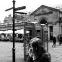 Phone Call, Covent Garden