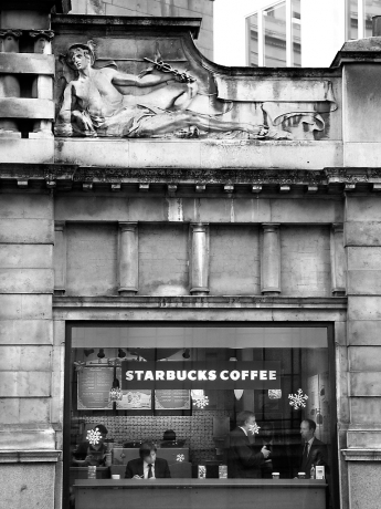 Starbucks, King William Street, EC4