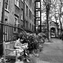 Churchyard, St Paul's Covent Garden