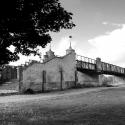 Surrey Canal bridge, Burgess Park - click to enlarge