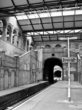 Crystal Palace station