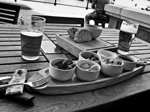 Platter, the Riverside, Vauxhall