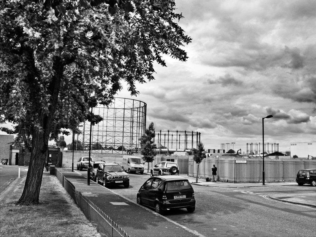 Gasometers, Old Kent Road
