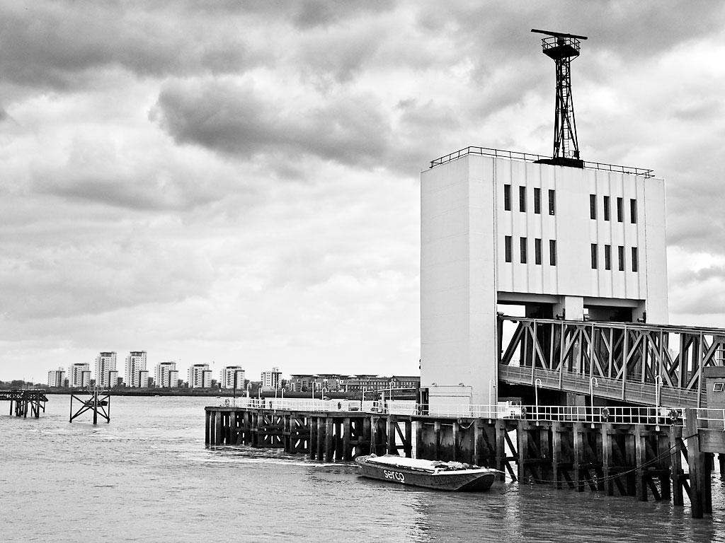 Woolwich Ferry North Terminal
