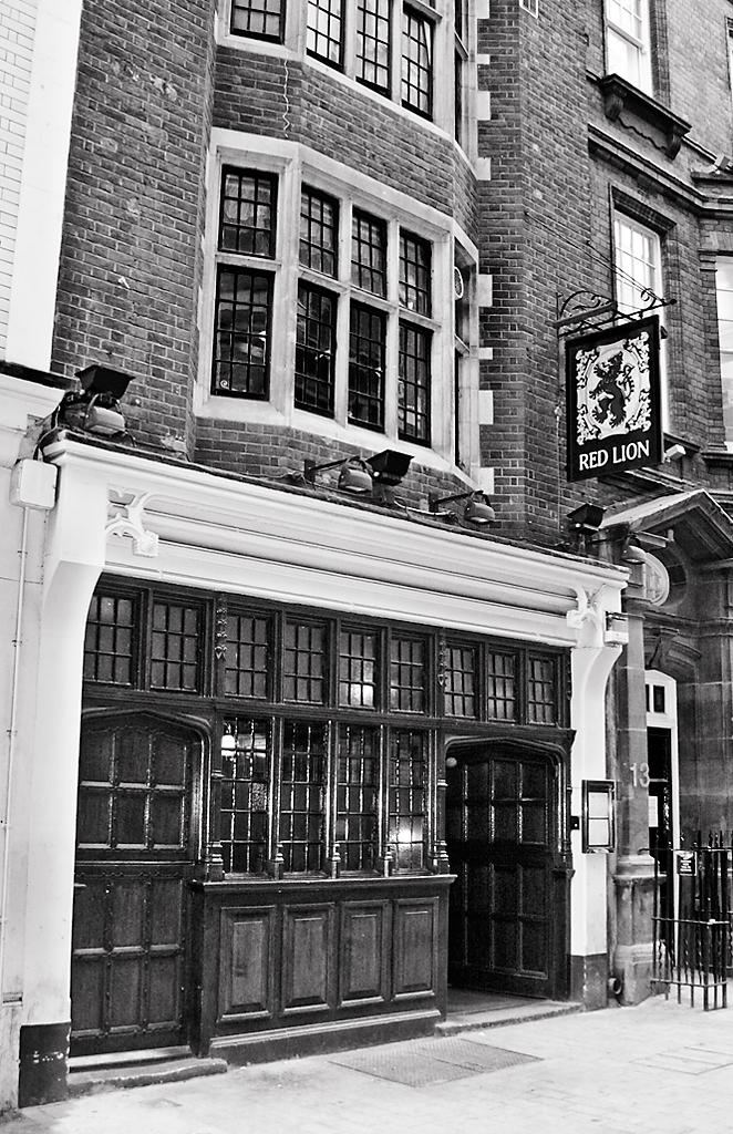 Red Lion, Kingly Street