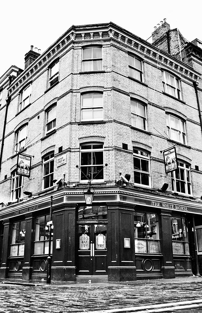 White Horse, Rupert Street