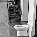 Bidet, Theobalds Road - click to enlarge